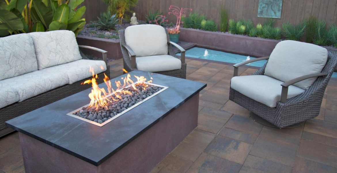 Gas Fire Pit And The Chuck Norris Impact